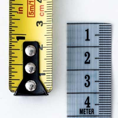 Measured surveys